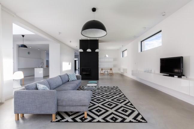 9 Inspirasi Ruang Keluarga Modern Di Tahun 2020 | Rumah.com
