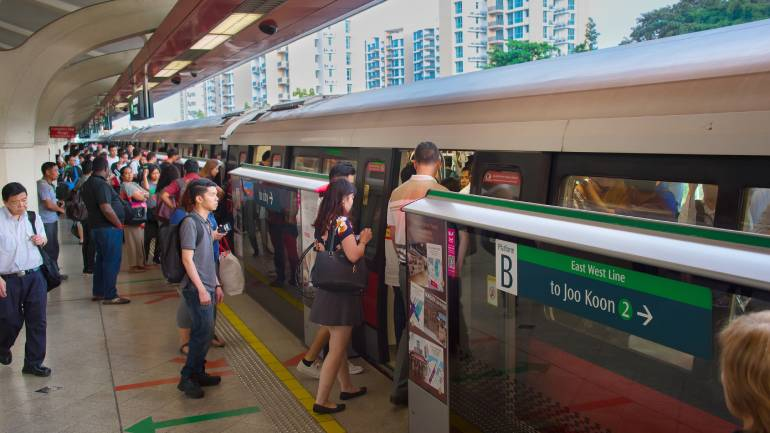East West Line Ewl The Longest Mrt Line In Singapore Propertyguru Singapore