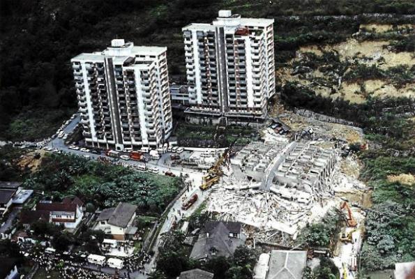 highland towers, property developer, property developer malaysia, housing developer, property damage, abandoned property