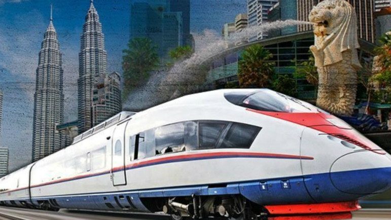 KL-SG Higher Speed Rail (HSR)