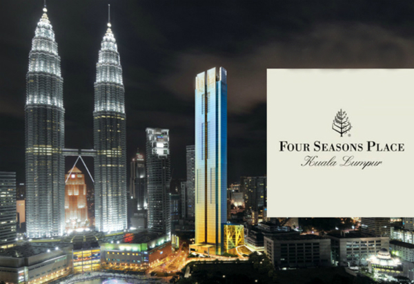 Malaysia's tallest building, Four Seasons Place