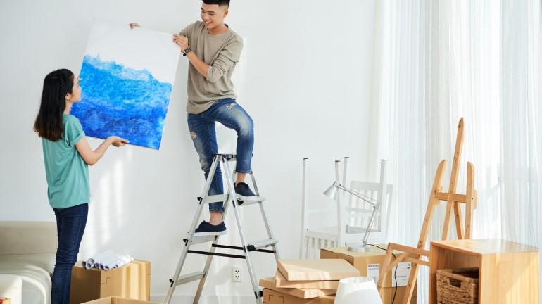 9 Warna Cat Rumah yang Bikin Betah