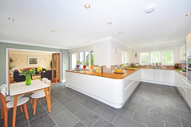 Dari foyer hingga dapur harus direncanakan dengan baik. (Foto: Pixabay)