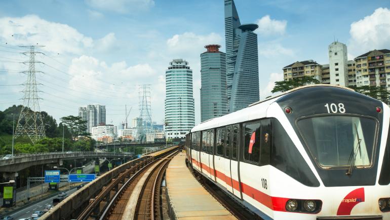 lrt ampang line, mrt malaysia
