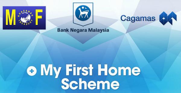 My First Home Scheme, skim rumah pertamaku