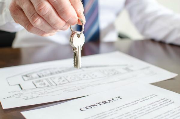 pinjaman perumahan, beli rumah