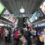 อัปเดตสถานีรถไฟฟ้า BTS-MRT พร้อมเส้นทางแผนที่รถไฟฟ้าฉบับสมบูรณ์