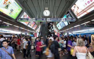 เส้นทางแผนที่สถานีรถไฟฟ้า BTS-MRT ฉบับใหม่ พร้อมอัปเดตทำเลศักยภาพใหม่