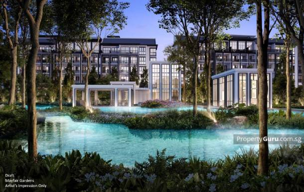 Mayfair Gardens is an upcoming development slated to complete in 2024 - PropertyGuru Singapore