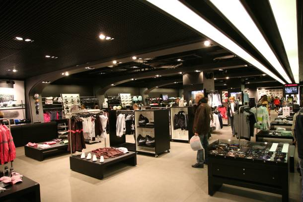 Queensway shopping centre is well known for its affordable sportswear – PropertyGuru Singapore