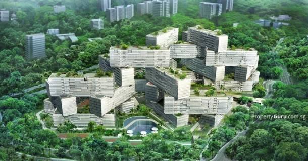 The Interlace - PropertyGuru Singapore