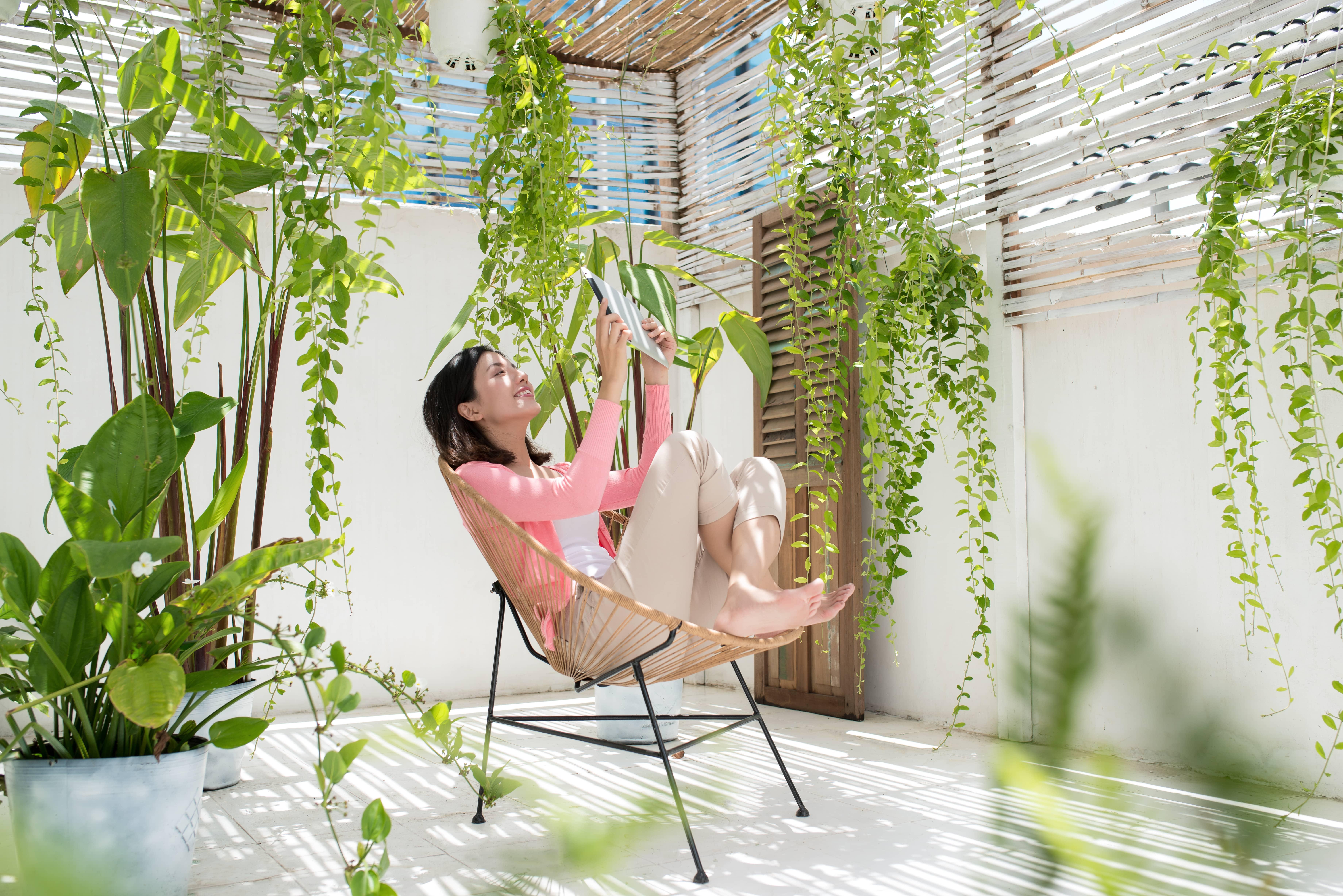 22 Inspirasi Desain Taman Rumah Cantik | Rumah.com