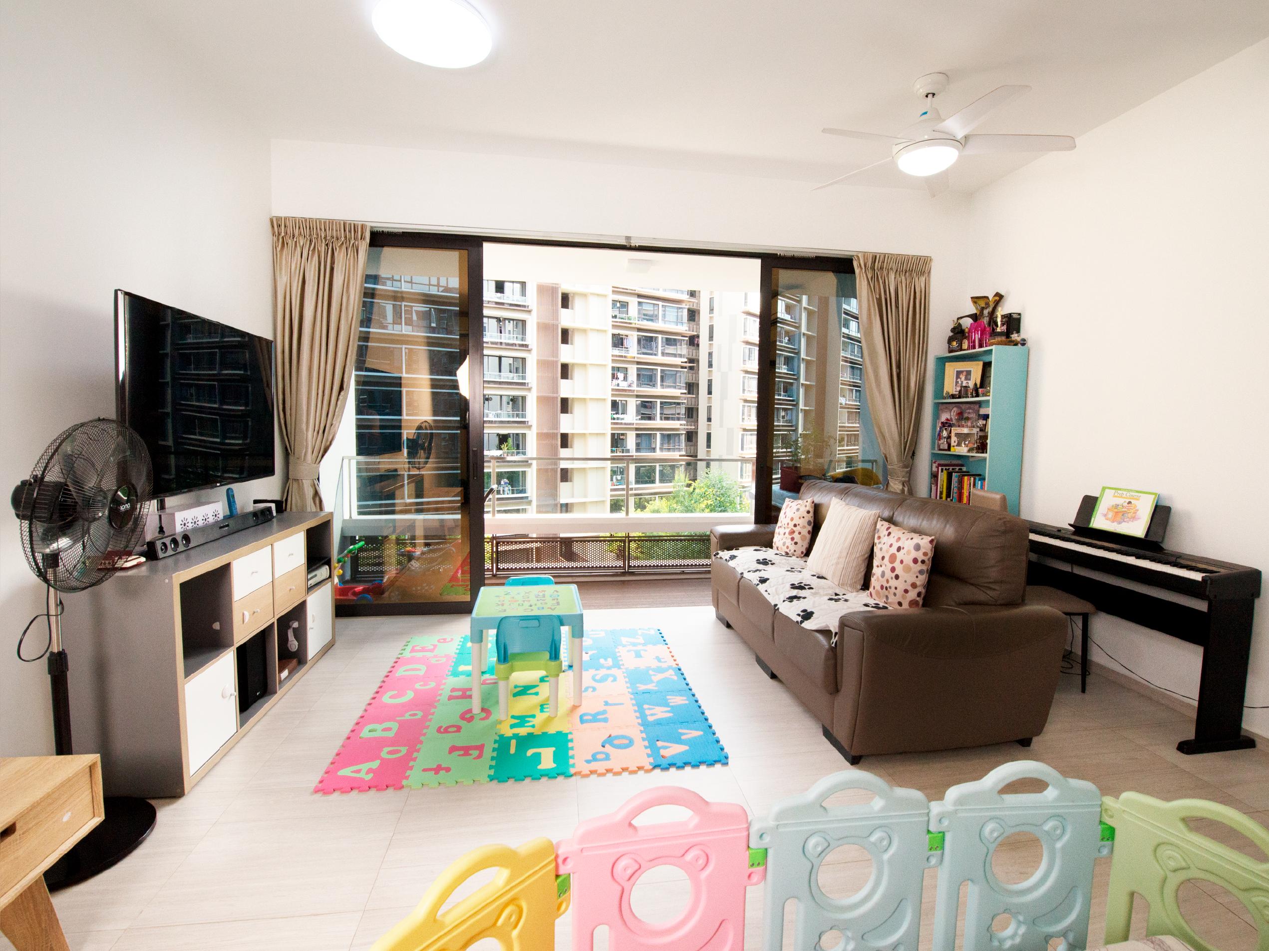 4-room condo in Pasir Ris