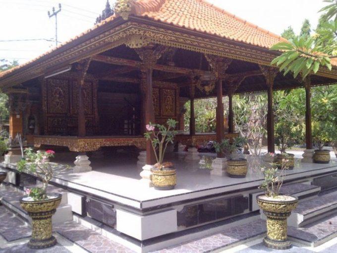 Mengenal Rumah Adat Bali Dan Filosofi Arsitekturnya Rumah Com