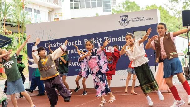 Chatsworth International School