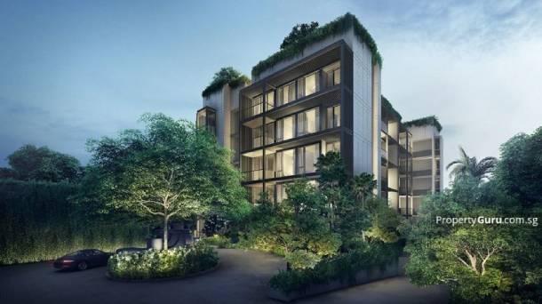Jervois Prive - PropertyGuru Singapore