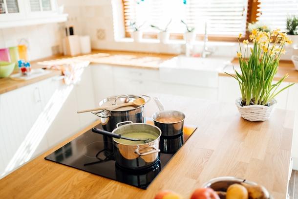 ห้องครัวที่ดีสำหรับที่อยู่อาศัย