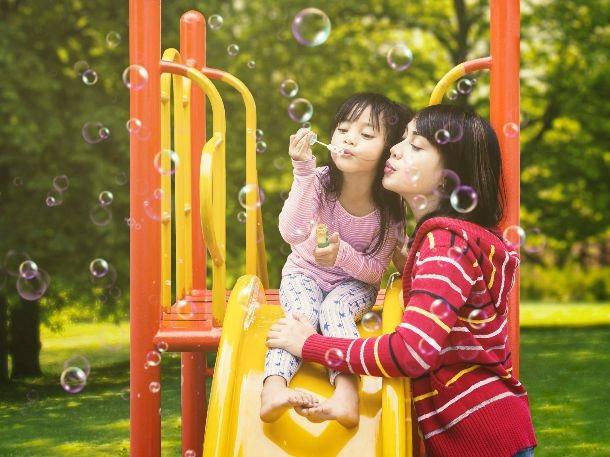 playground in a strata property malaysia