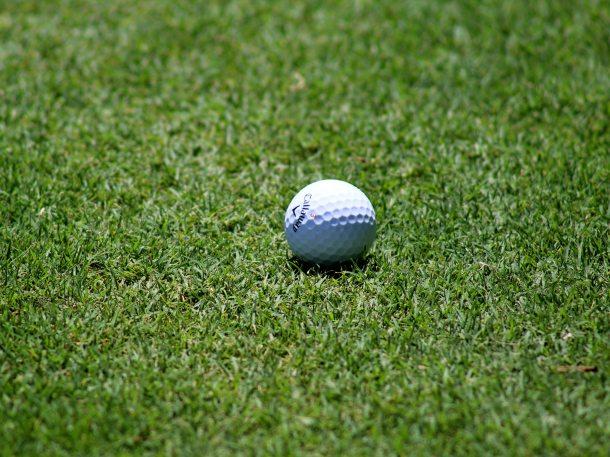 Rumput babat sering kali dipakai untuk melapisi lapangan golf. (Foto: Pexels)