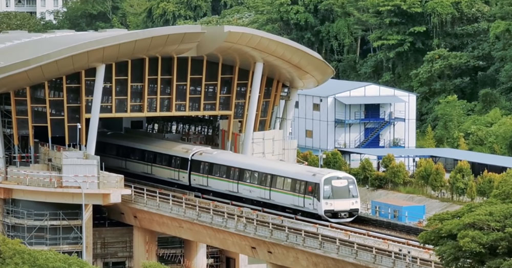 Proximity to a specific MRT station