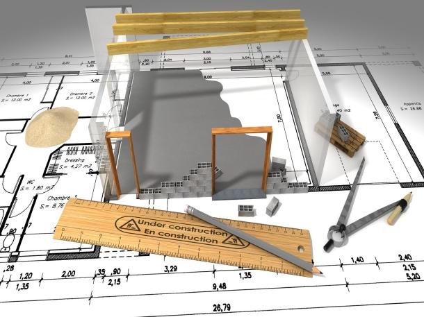 Site plan adalah gambaran perencanaan pembangunan secara rinci. (Foto: Pexels)