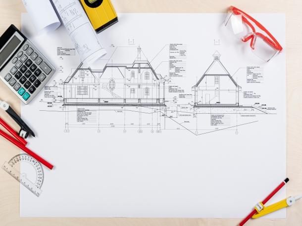 Setiap pembangunan properti perlu menyertakan site plan. (Foto: Pixabay)
