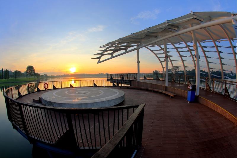Lower Seletar Park Yishun PMD