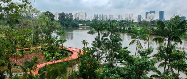 Lakeside Gardens Jurong Lake