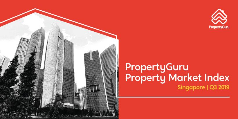 PropertyGuru Singapore Property Market Index Q3 2019