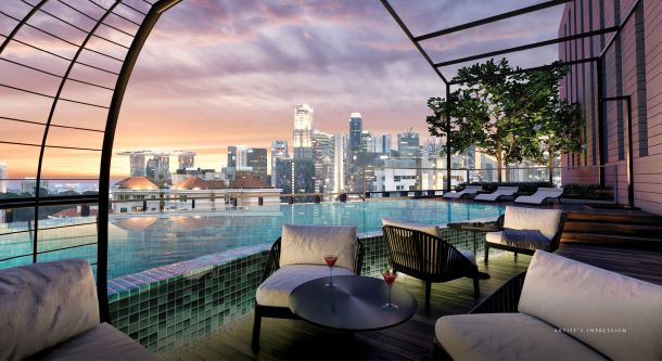 The Iveria freehold condo district 9