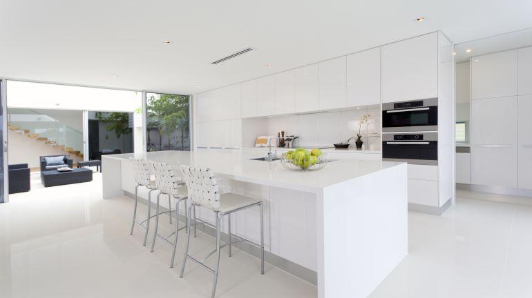 15 Ide Dapur Bersih Minimalis