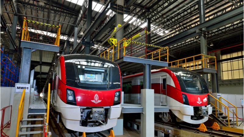 รถไฟฟ้าสายสีแดงกำลังมา อสังหาฯ ชานเมืองรับเต็ม ๆ