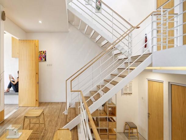 Rumah Minimalis 2 Lantai Void apa itu void rumah berikut pengertian manfaat contoh
