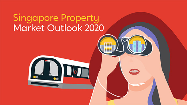 Singapore property market outlook 2020 cover