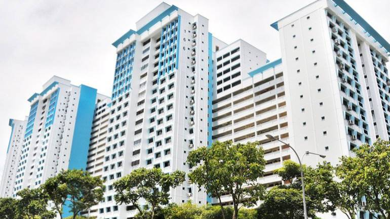 HDB households will need to pay Service and Conservancy Charges to main HDB estates (Source: Holland-Bukit Panjang Town Council)