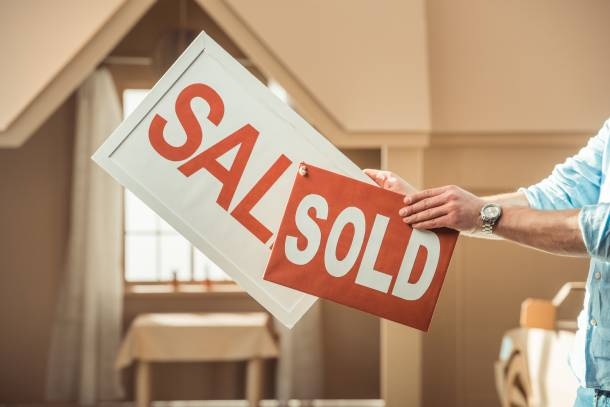 The earlier you sell your home, the more you'll need to pay for Seller's Stamp Duty