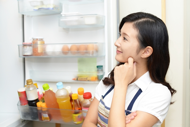 Think to Clean Refrigerator