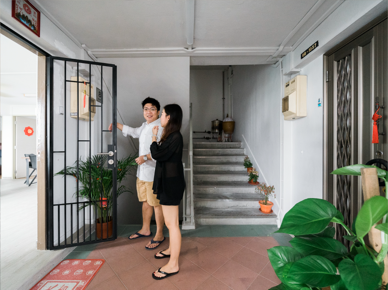Four-room HDB flat in Kallang PG Home Stories