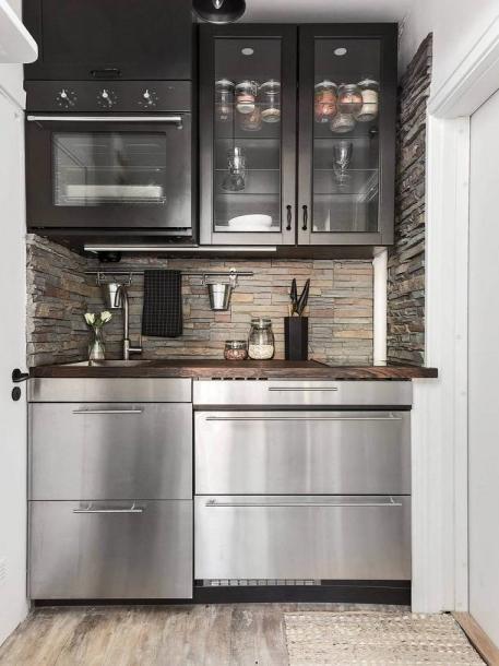 Daftar Harga Kitchen Set Terbaru 2020 Dan 7 Desainnya Rumah Com