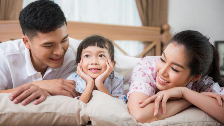 RUU Ketahanan Keluarga Tentang kamar Tidur Anak