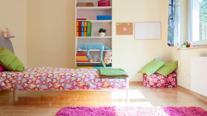 Ide Bermain Warna untuk Kamar Tidur Anak