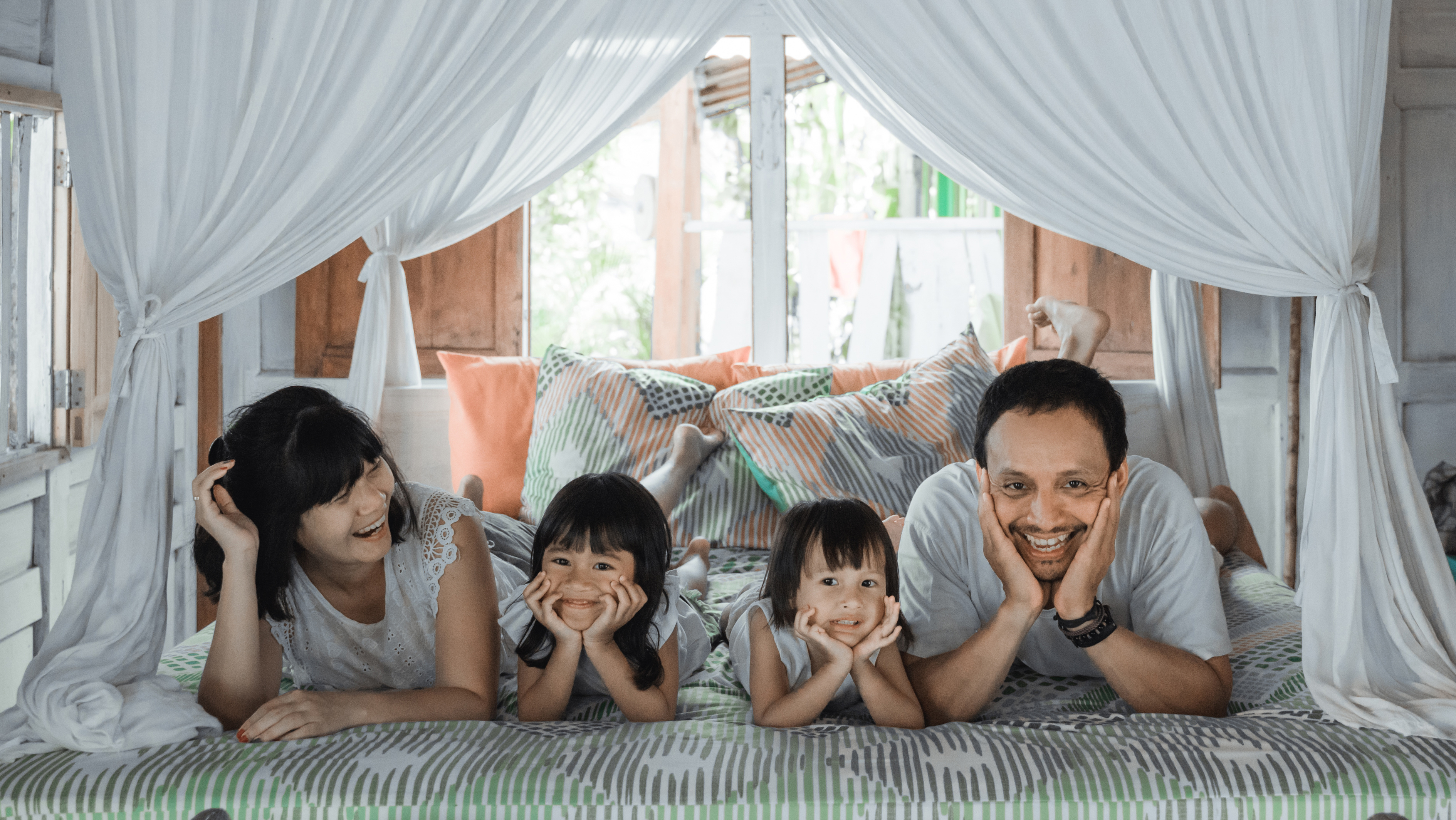 7 Ide Kamar Tidur Anak Sesuai RUU Ketahanan Keluarga