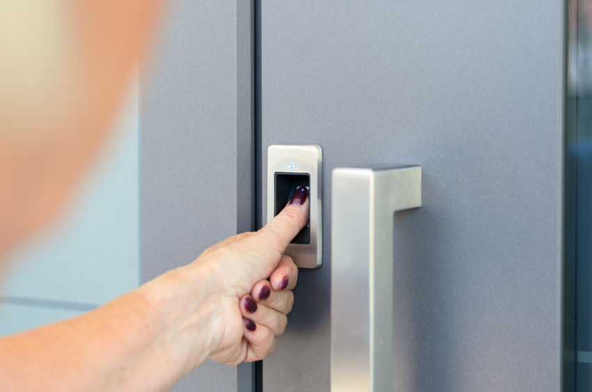 smart security features such as fingerprint door access and motion sensor alarms can be seen pre-installed in many properties