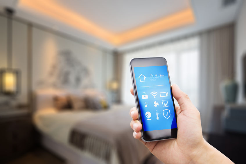 Being able to operate appliances within the home remotely is a preffered option among Malaysians.