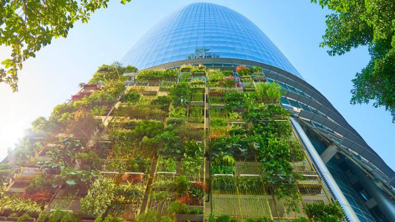 Apa Itu Konsep Bangunan Hijau Di Malaysia?