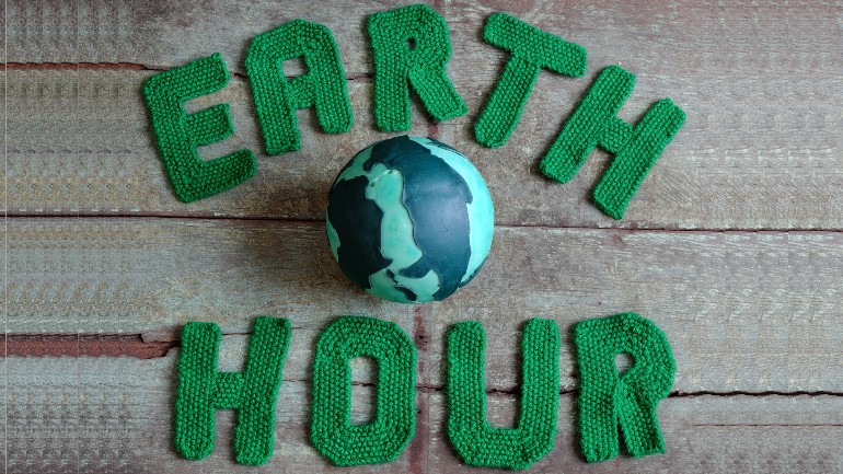 #StayHome for the Earth Hour weekend with 25 fun ideas!