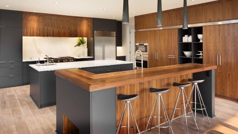 Susun Atur Ruang Dapur Untuk Memudahkan