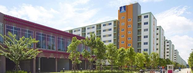 ลุมพินี ทาวน์ชิป รังสิต-คลอง 1 (Lumpini Township Rangsit-Khlong 1)