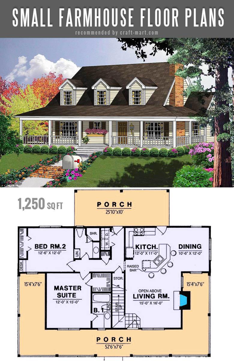 rumah minimalis Farmhouse