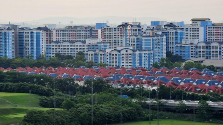 May 2020 Choa Chu Kang BTO Flats
